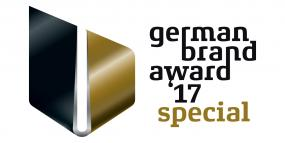 Das Logo des German Brand Award